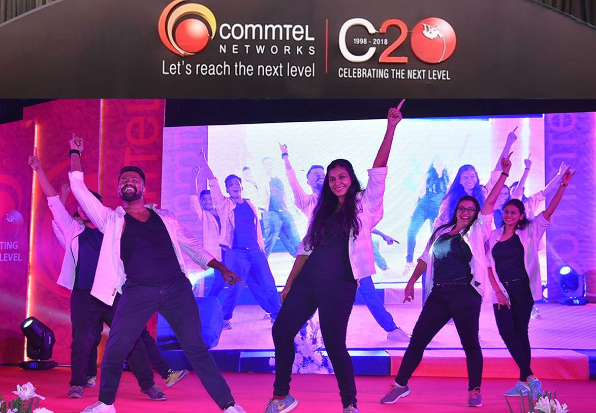 Commemorating 20 Years of Commtel