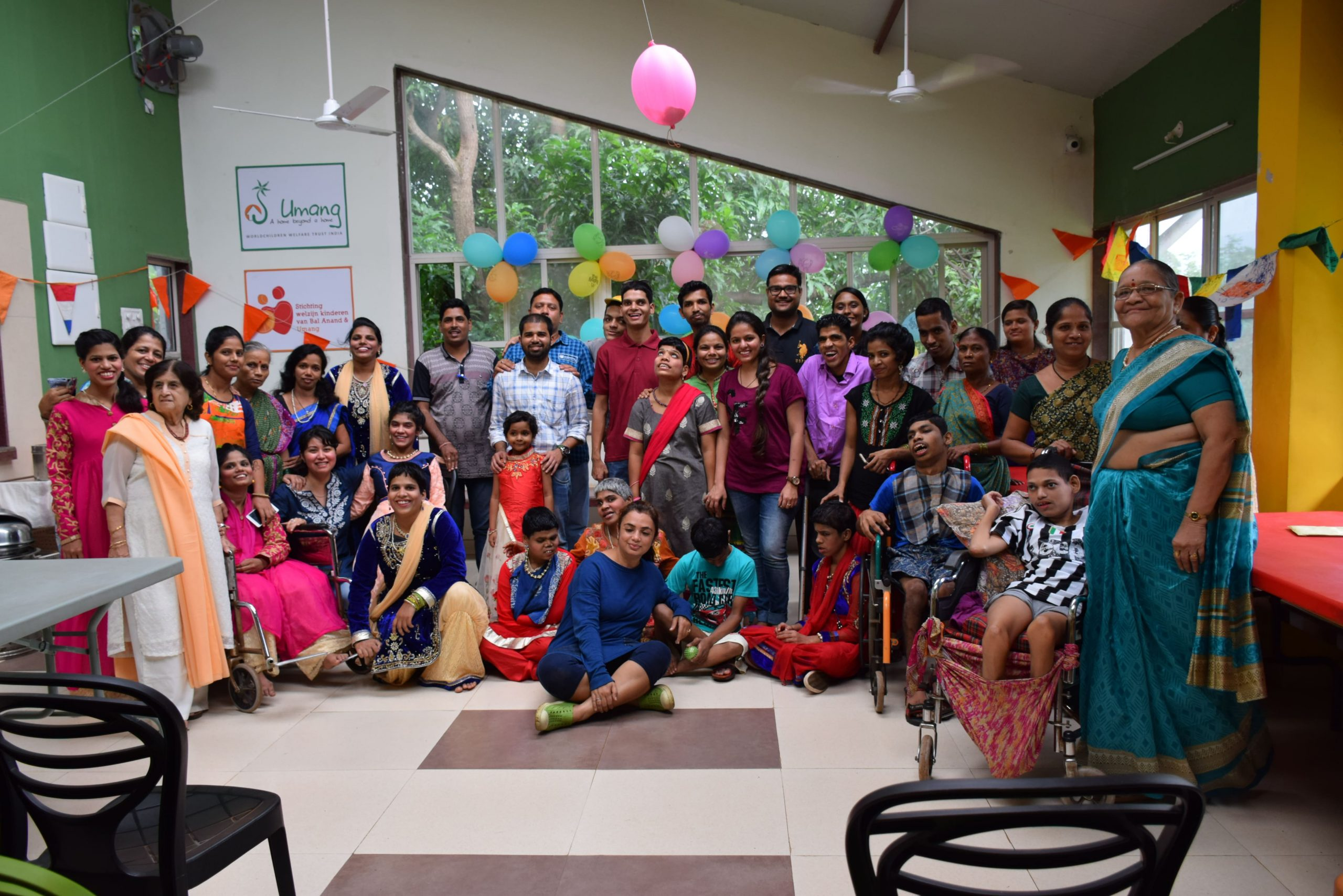 Giving Back with Commtel Foundation